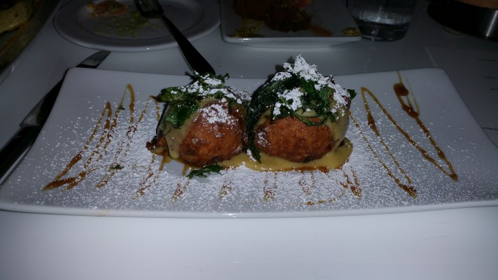 Sweet Potato Beighnets