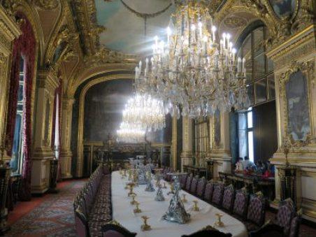 Napoleonic Apartment