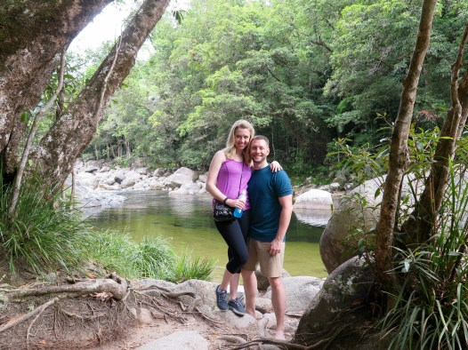 Staying Cool in the Daintree Rainforest