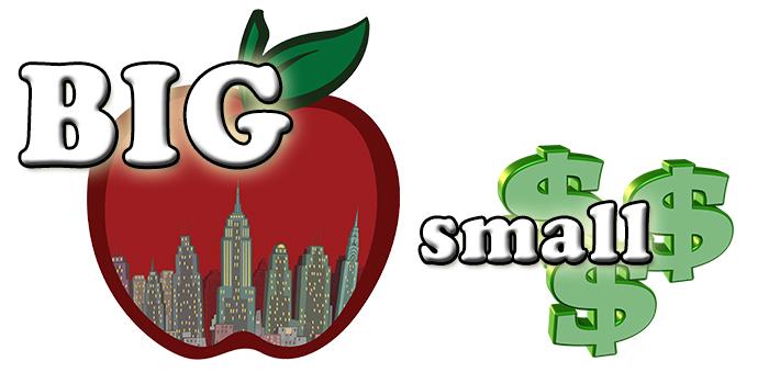 Big Apple Small Money