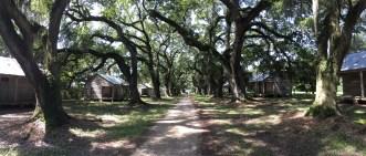 Evergreen Plantation Slave Quarters