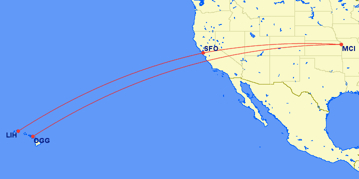 How To Fly Roundtrip To Hawaii With A Stopover For 25 000