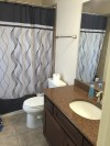 Nice, Clean Bathroom