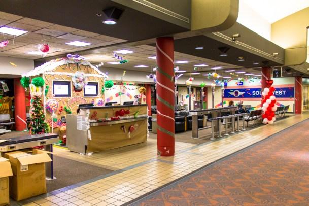Southwest Airlines Candyland