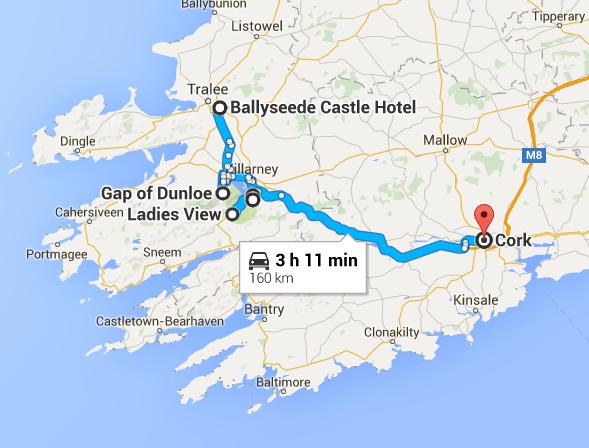 Day 2 Ireland