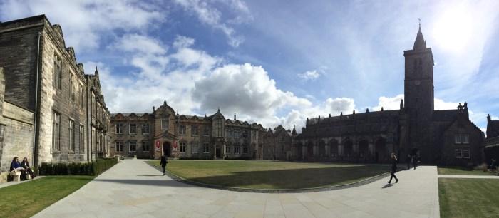 St. Andrews University Campus