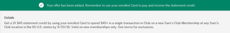 Sams Membership