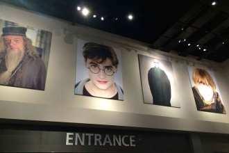 zauberhafter Ausflug zu Harry Potter