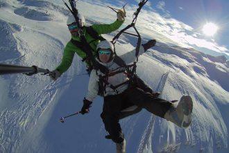 Paragliden in Saalbach Hinterglemm