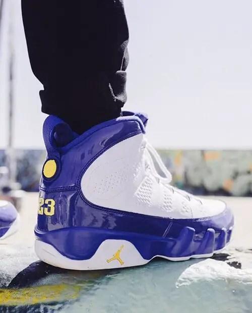 Jordan 9 Kobe