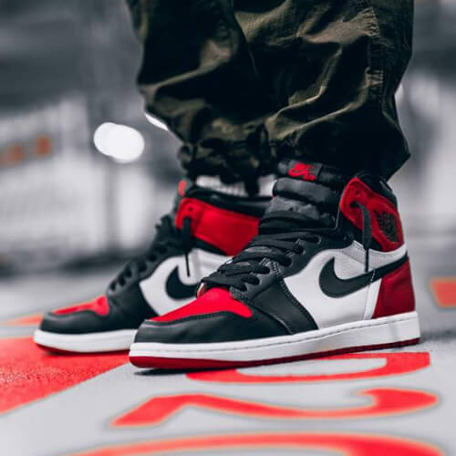 detailed pictures cheap for discount vast selection Nike Air Jordan 1 Shoelace Size Guide [Exact Length] - Loop King
