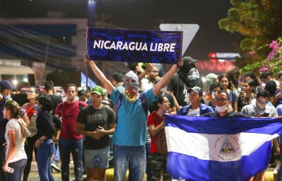Image result for nicaragua protests