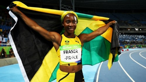 Image result for Fraser-Pryce