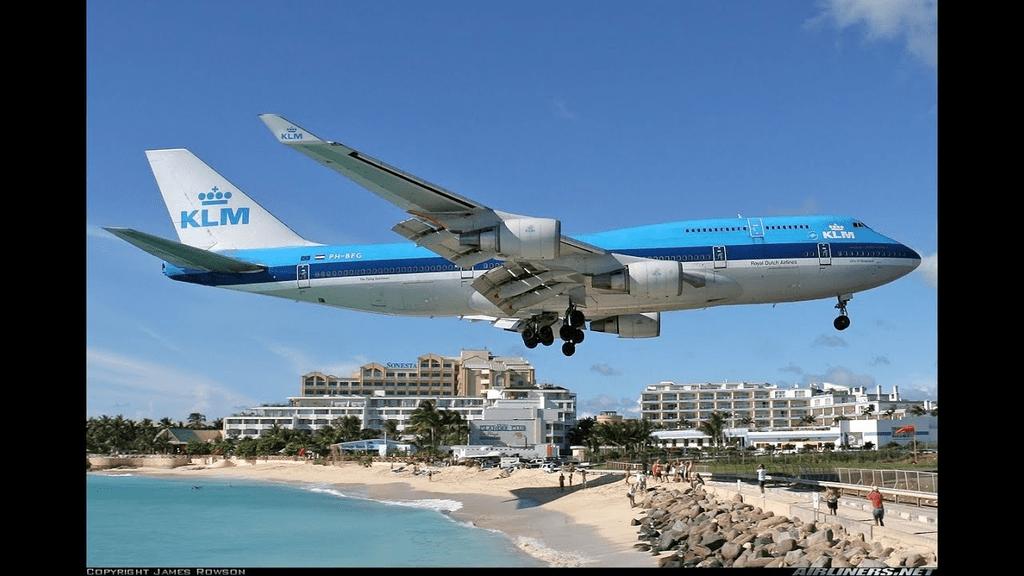 princess juliana airport nominated