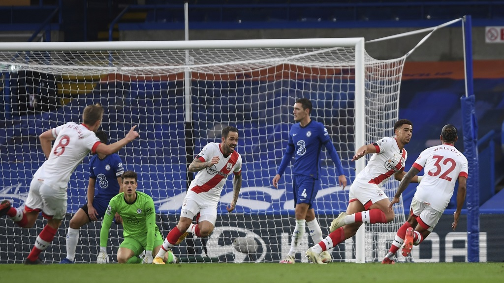 Sloppy Chelsea concede late for 3-3 draw with Southampton | Loop News