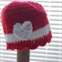Free Pattern Beginner Level Crochet Baby Hat For Little