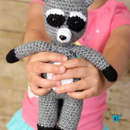 Raccoon Amigurumi