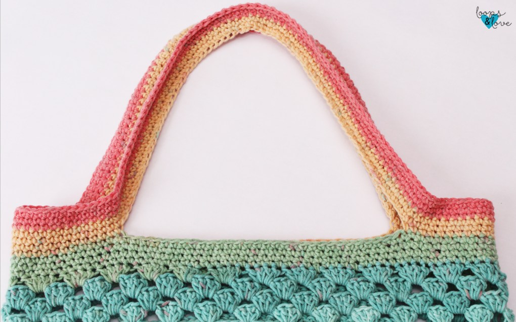 handle of market bag