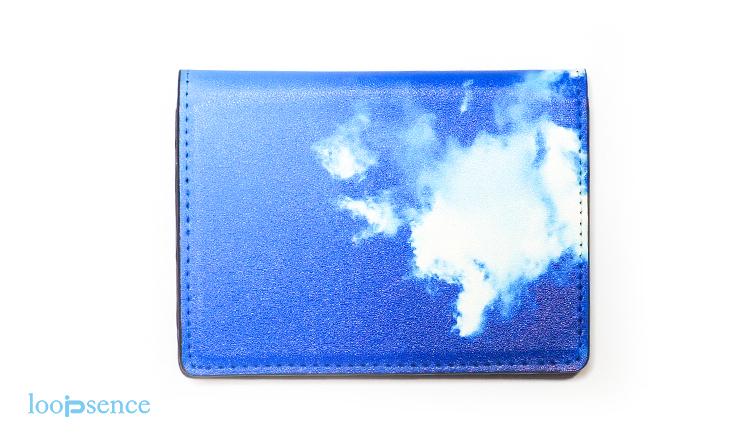 BlueSky ループセンスオリジナルカードケース