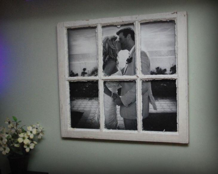 Widescreen diy wedding frame for glasses bride and groom iphone high resolution photoframe weddingday photo frame something borrowed