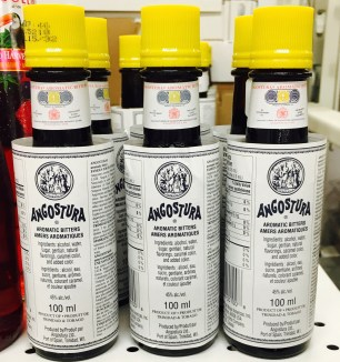 Angostura Aromatic Bitters from Trinidad