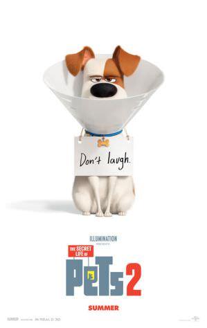 【影評】《寵物當家2》寵物也有父母的煩惱