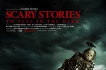 在黑暗中說的鬼故事 海報