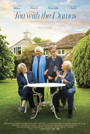 【影評】《女神們的下午茶》最讓人滿足的悠閒時光