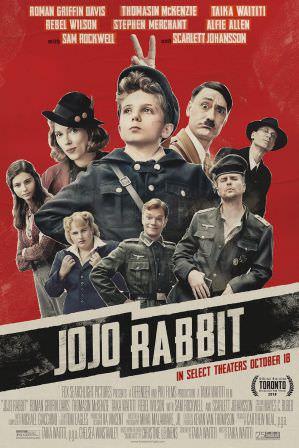 【影評】《兔嘲男孩》殘酷戰爭下的耀眼光輝