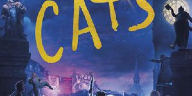 【影評】《CATS貓》一場能毀滅貓咪形象的災難