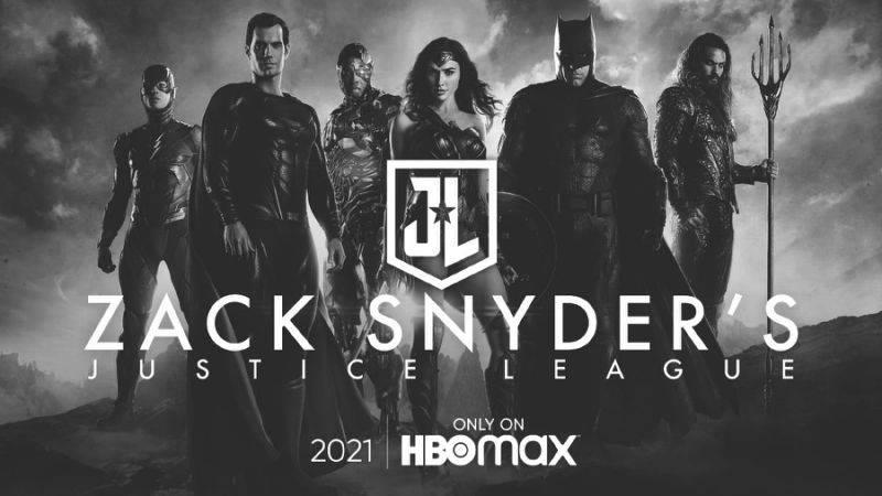 《正義聯盟:導演剪輯版》線上看將在2021年5月於HBO釋出 - 如履的電影筆記