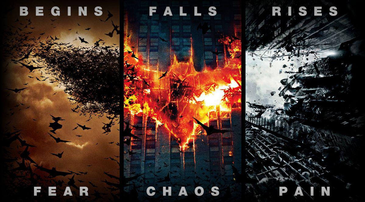 【影評】《黑暗騎士三部曲》超越英雄電影範疇的影史經典