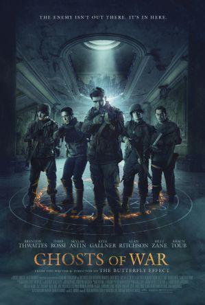 【影評】《戰爭中的鬼故事》如影隨形的戰爭幽靈