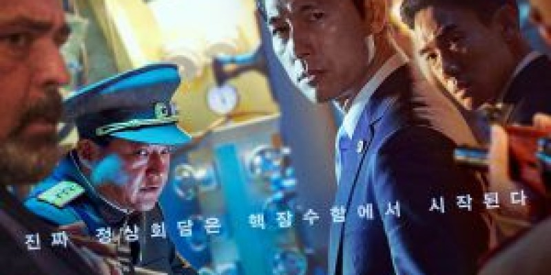 【影評】《鋼鐵雨2:深潛行動》當美國與南北韓元首被綁架