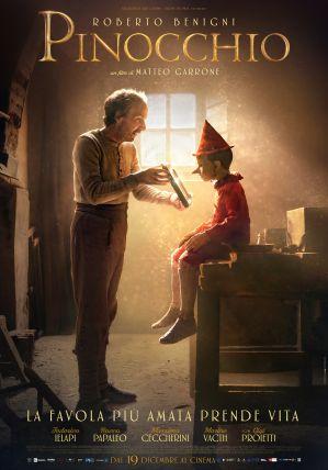 【影評】《皮諾丘的奇幻旅程》童話故事的真實樣貌