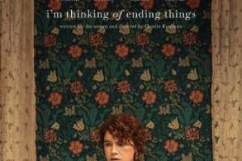 我想結束這一切 電影海報