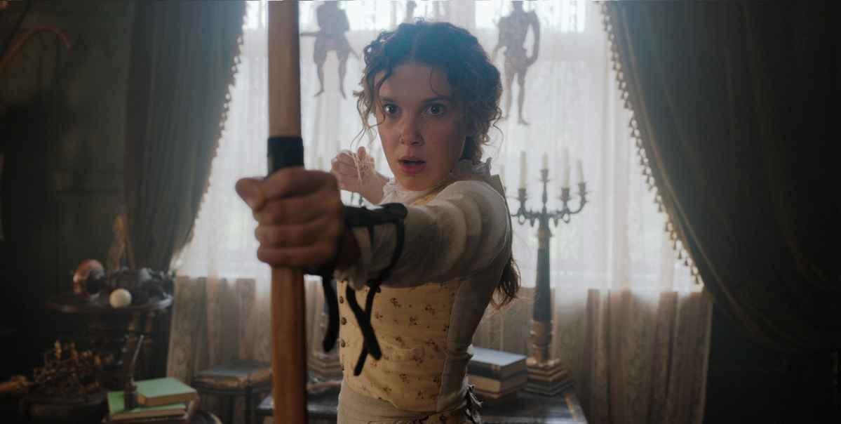 【Netflix影評】《天才少女福爾摩斯》青少女的偵探故事 - 如履的電影筆記