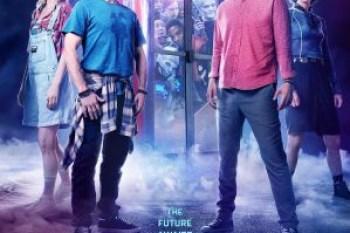 阿比和阿弟尋歌大冒險 電影海報