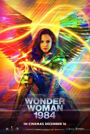 【影評】《神力女超人1984》感動依舊且更加宏大的英雄史詩