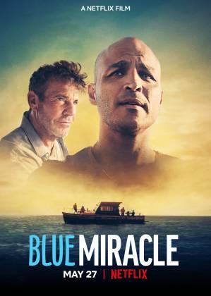 【Netflix影評】《藍海奇蹟》真實發生的勵志故事