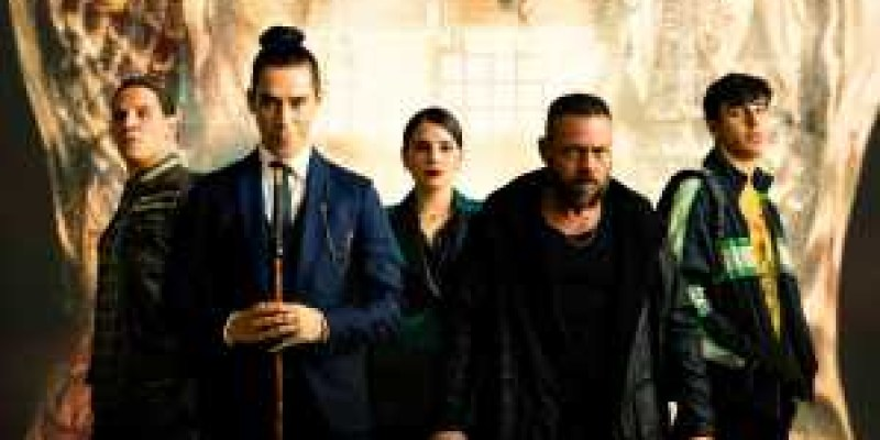 【Netflix影評】《極度殺機》西班牙也致敬捍衛任務