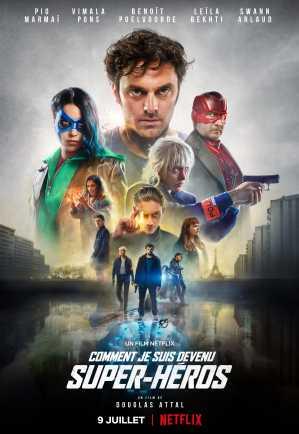 【影評】《超能世界》法國超級英雄片,如果每個人都能擁有超能力?