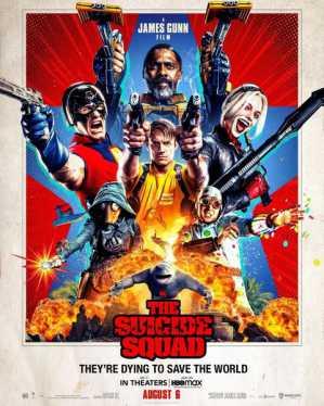 《自殺突擊隊:集結》首波評價出爐,動作場面浩大、暴力又搞笑,8月5日全台上映