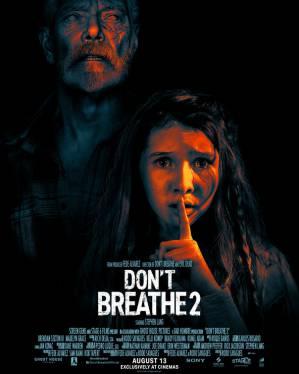 【影評】《暫時停止呼吸2》盲人版地表最強老爸,結局難以預料