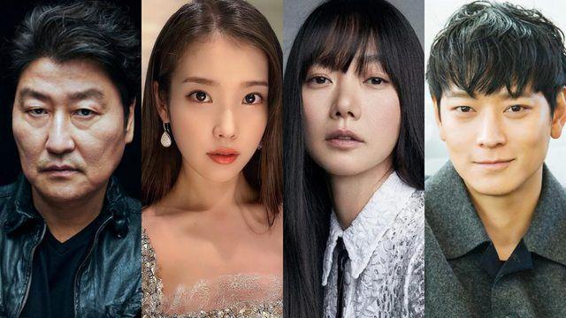 李知恩(IU) 參演是枝裕和執導的韓國電影《Broker/ブローカー》