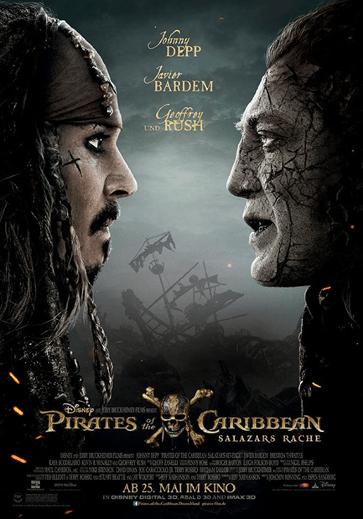【有雷影評】《神鬼奇航5:死無對證》海盜依舊,驚喜不足