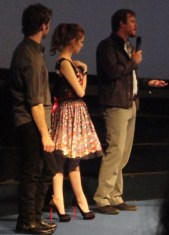 Anna Kendrick & Joe Swanberg Drinking Buddies Q&A
