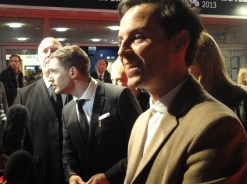 Tom Hardy & Andrew Scott