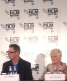 Philomena Press Conference