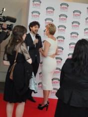 Alex Zane chats to Emma Thompson